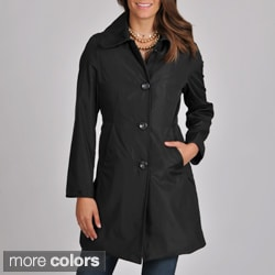 Excelled Women's Polyester Rain Jacket