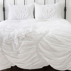 Hush Cotton Voile 3-piece Comforter Set