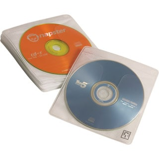 Case Logic ProSleeves Double Sided CD Sleeve