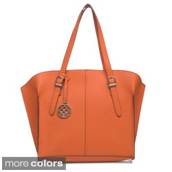 London Fog Graham East/ West Tote Handbag