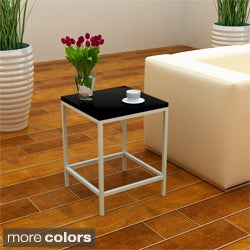 Carson Bunching Powder Coated Side Table
