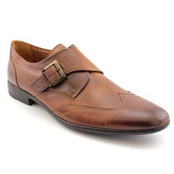 Kenneth Cole NY Men&#39;s &#39;Web Design&#39; Leather Dress Shoes