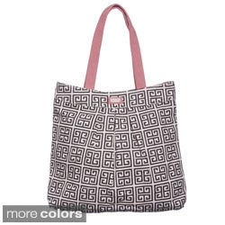 Ame &amp; Lulu PT Pleated Tote