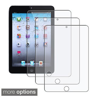 BasAcc Anti-glare Screen Protector for Apple? iPad Mini (Pack of 3)