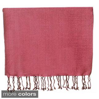 Himalayan Suman Cotton Scarf (Nepal)