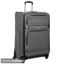 Anne Klein 'Scenic' 28-inch Spinner Suitcase Upright