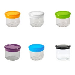 Omada Trendy Glass Jar