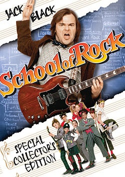 School Of Rock (DVD)