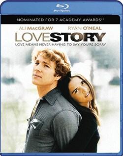 Love Story (Blu-ray Disc)