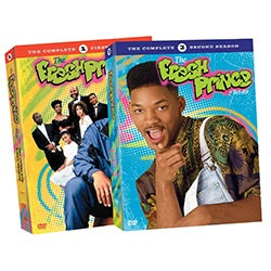 The Fresh Prince Of Bel-Air: The Complete Seasons 1 And 2 (DVD)