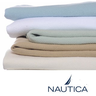Nautica Cotton Blanket