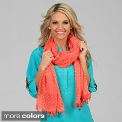 Cashmere Showroom Women's 'Lucy' Scarf