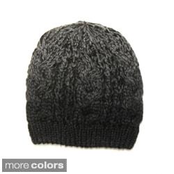 KC Signatures Women's Solid Knit Cap