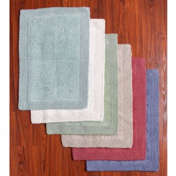 Napoli Reversible 20 x 30 Bath Rug (Set of 2)