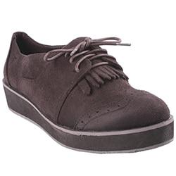 Liliana by Beston Women's 'Berkeley' Brown Oxford Shoes