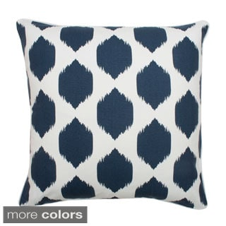 Isabella Ikat 20x20-inch Pillow
