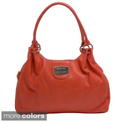 Nine West &#39;Carmen&#39; Large Satchel Bag