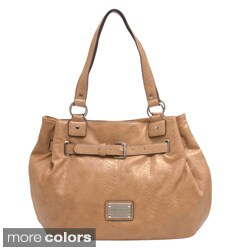 Nine West 'Slushy' Large Satchel