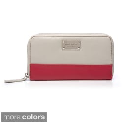Nine West 'Karma' Zip Around Clutch Wallet