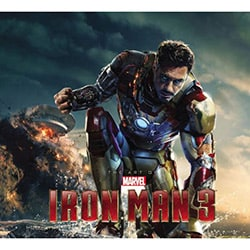Marvel's Iron Man 3: The Art of the Movie Slipcase (Hardcover)