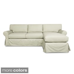 SOFAB Lucy Sofa with Reversible Chaise