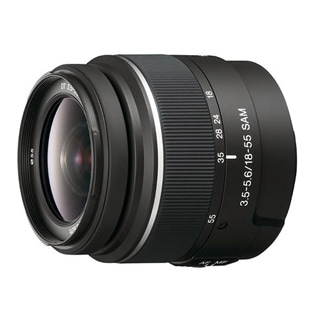 Sony 18-55mm f/3.5-5.6 DT Standard Zoom Lens