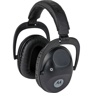 Motorola Talkabout Isolation Earmuff with PTT Microphone