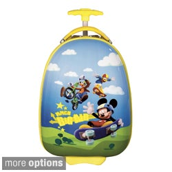 Heys USA Disney Kid's Hardside Rolling Carry-on Upright