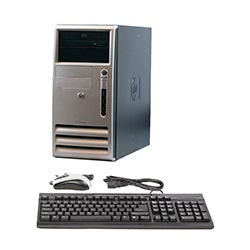 HP DC5100 3.0GHz 2GB 160GB Microtower Computer (Refurbished)