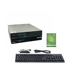 Lenovo ThinkCentre M57 6072 2.33GHz 2048MB 80GB SFF Computer (Refurbished)