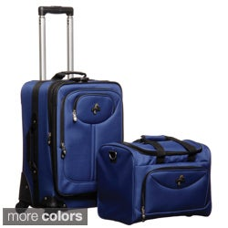 Atlantic Luggage AP1035H2A 2-piece Carry-on Luggage Set