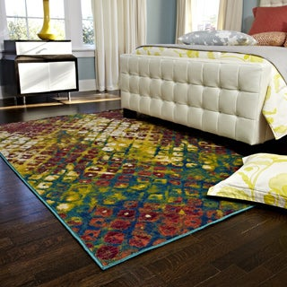 Skye Monet Multi Rug (7'7 x 10'5)