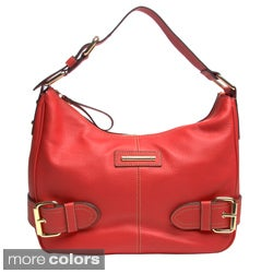 Franco Sarto 'Jolie' Leather Hobo Bag