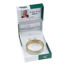 Whatever It Takes Pink Magnetic Bracelet/ Stud Earrings Set