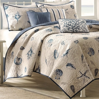 Madison Park Nantucket 6-piece Coverlet Set