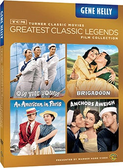 TCM Greatest Classic Films: Legends - Gene Kelley