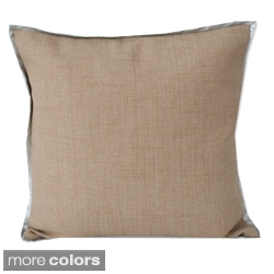 Dakota 22 x 22-inch Decorative Throw Pillow
