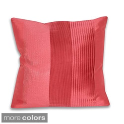Gia Pleated 20x20-inch Pillow