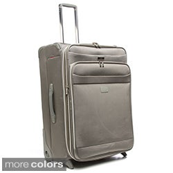 Delsey 17879 Helium Pilot 29-inch Expandable Suiter Trolley Upright Suitcase
