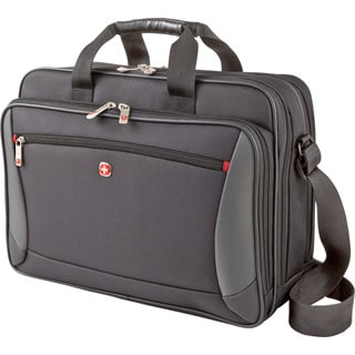 """Wenger Carrying Case for 15.6"""" Notebook - Black"""