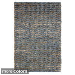 Santa Clarita Wool Jute Rug (4 x 6)