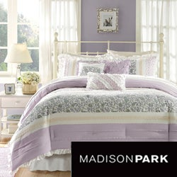 Madison Park Ruby 7-piece Comforter Set