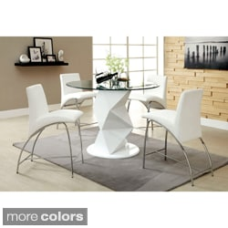 Picazzo Counter Height 5-piece Dining Set