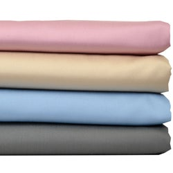 Brielle 100-percent Bamboo Rayon Sateen 510 Thread Count Premium Sheet Set and Pillowcase Separates