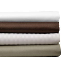 Brielle Home 100-percent Egyptian Cotton Sateen 630 Thread Count Sheet Set