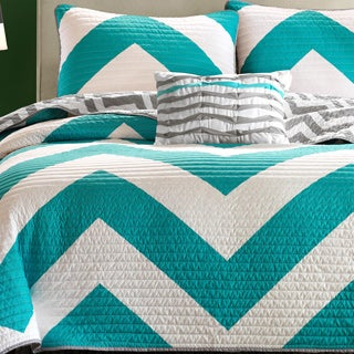 Mi Zone Aries 4-piece Quilt Set