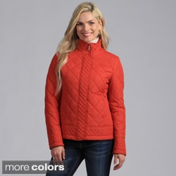 Tommy Hilfiger Women&#39;s Quilted Jacket