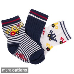 Robeez Kick Proof Socks (Pack of 3)