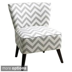 Apollo Decorative Fabric Accent Chair