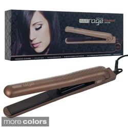 HAIRrage Pro Salon Model 1-inch Flat Iron